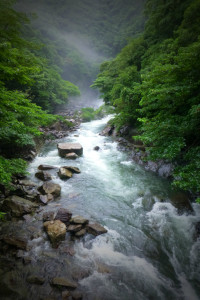 Ohko Waterfall