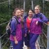 Vivian, Anita, Aurellia & Ellen at Yakusugi Land
