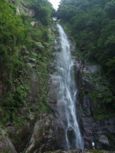 Hagami Waterfall