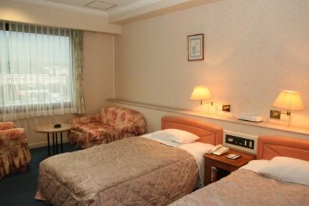 Seaside Hotel Bedroom